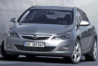 Bildspel: Opel Astra - blir en stjärna