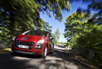 Bildspel: STORTEST: Peugeot 3008