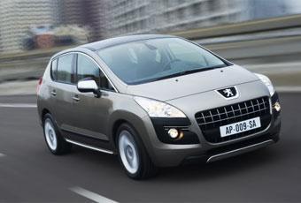 Bildspel: Officiell: Här är nya Peugeot 3008