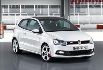 Bildspel: Volkswagen Polo GTI får premiär