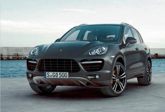Bildspel: Här är nya Porsche Cayenne