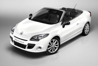 Bildspel: Renault Mégane CC i ny version