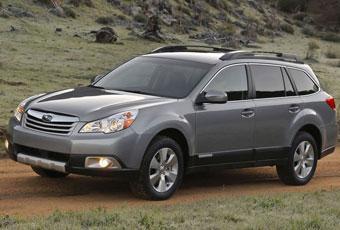 Bildspel: Officiell: Här är nya Subaru Outback