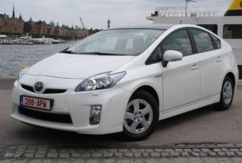 Bildspel: Toyota Prius - en effektivare hybrid