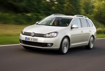 """Bildspel: Volkswagen Golf Variant - """"Uppgraderad men ingen ny bil"""""""