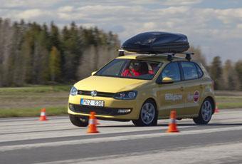 Bildspel: Semestertest: Volkswagen Polo