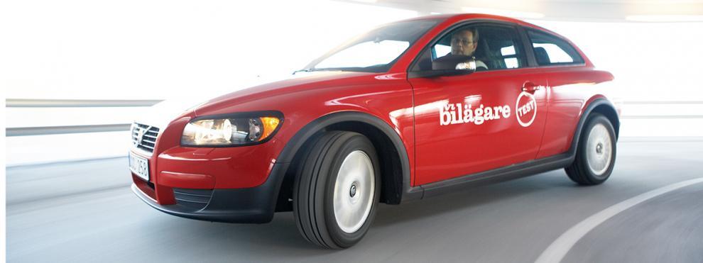 Biltest: Volvo C30 1,6