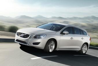Bildspel: Här är nya Volvo V60