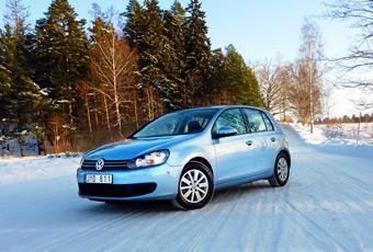 Bildspel: Volkswagen Golf Bluemotion Technology - snåljåp för långkörare