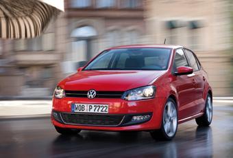 Bildspel: Volkswagen Polo är Årets Bil 2010