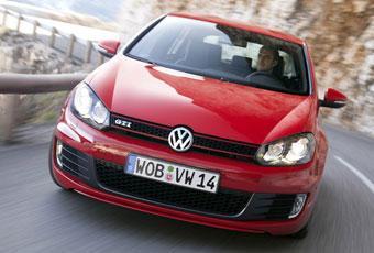 Bildspel: VW Golf GTI -  snabb och civiliserad