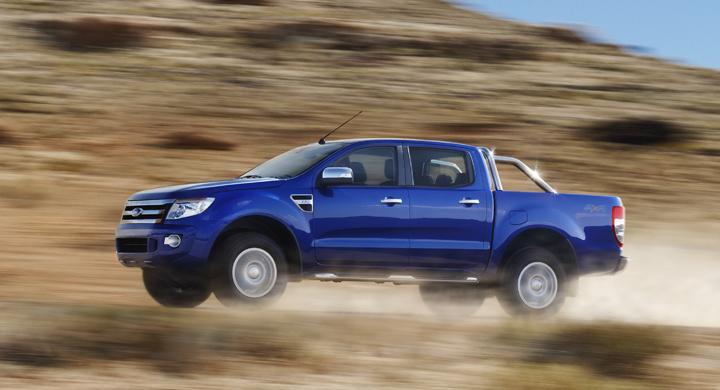 Ford Ranger – ny generation
