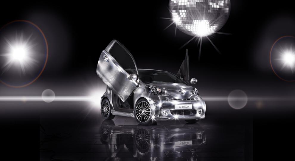 Toyota iQ Disco Concept