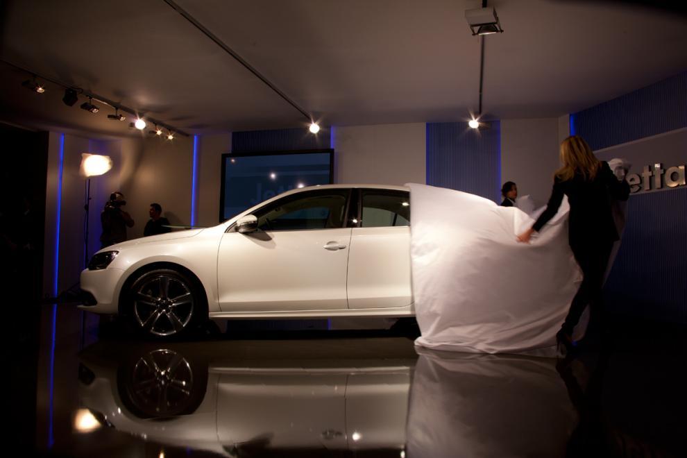 Volkswagen Jetta 2011 – premiär för nya generationen