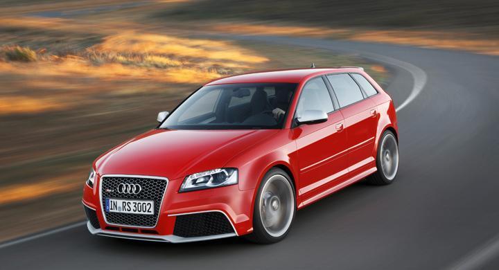Audi RS 3 Sportback.