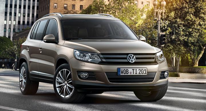 Volkswagen Tiguan facelift 2011.