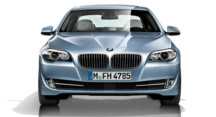 BMW ActiveHybrid 5.