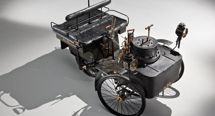 Äldsta bilen såld för 30 miljoner – galleri
