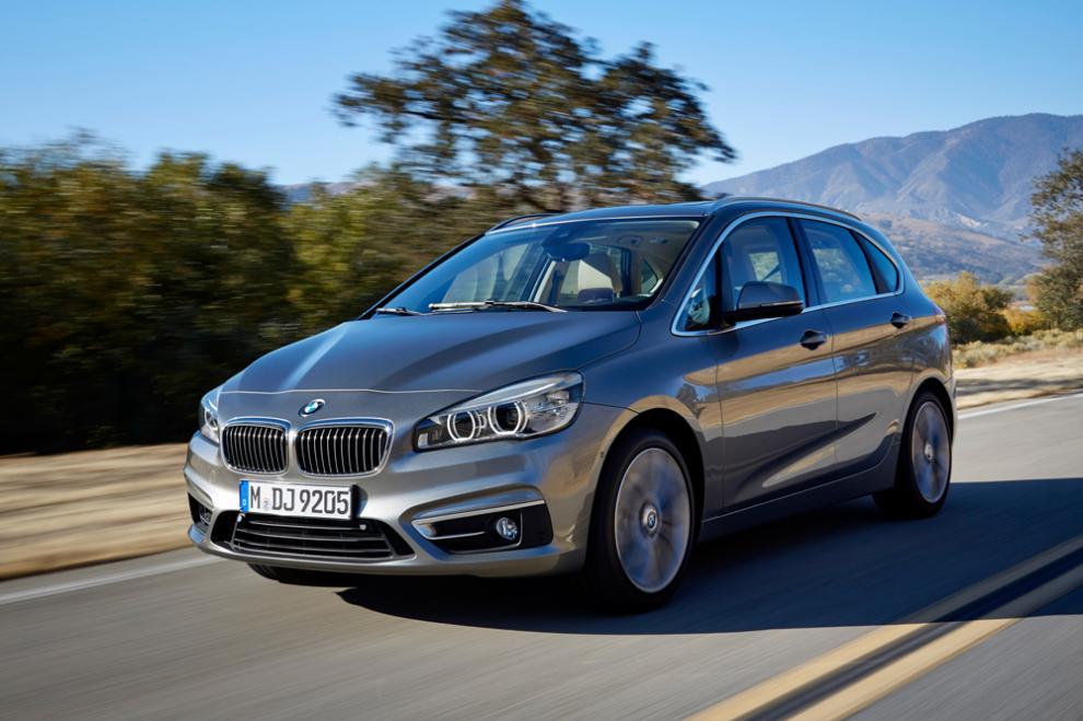 BMW 2-serie Active Tourer 2014 – 72 bilder