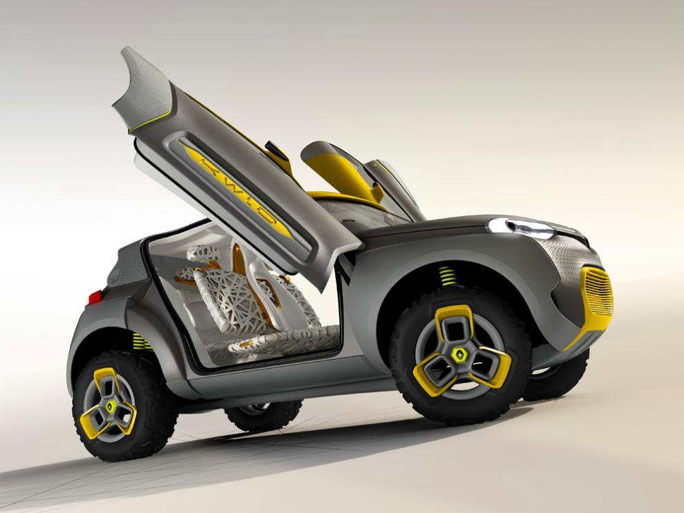 Renault KWID Concept 2014 – 18 bilder