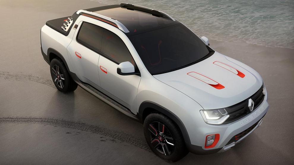 Dacia Duster Oroch