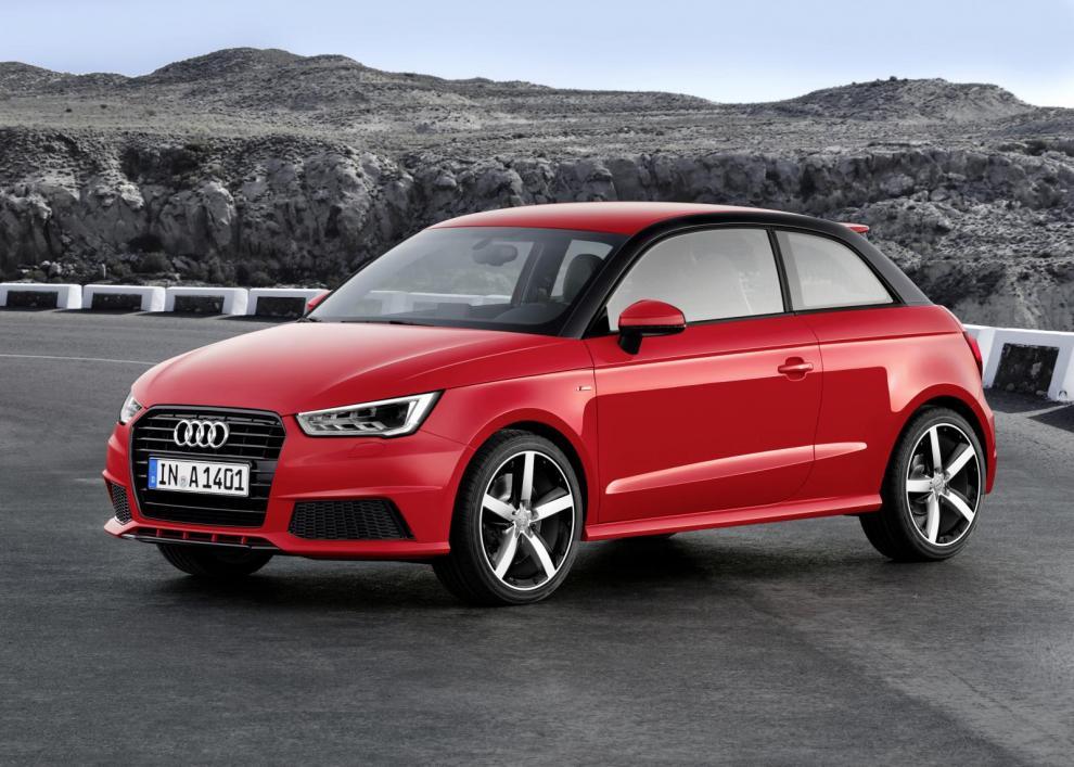 Audi A1 & S1 Sportback 2014