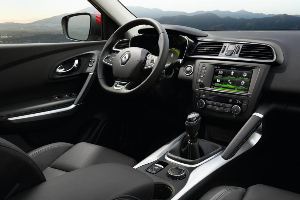 Renault Kadjar 2015.