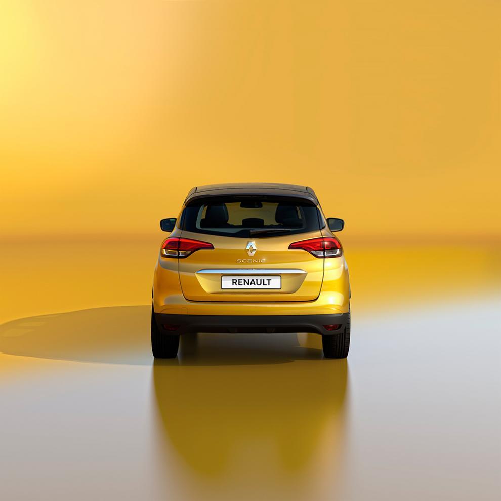 Renault Scenic 2017 – 11 bilder