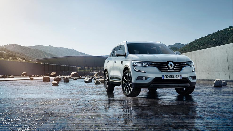 Renault Koleos 2017 – 13 bilder