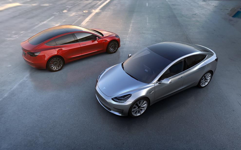 Tesla Model 3 – 7 bilder