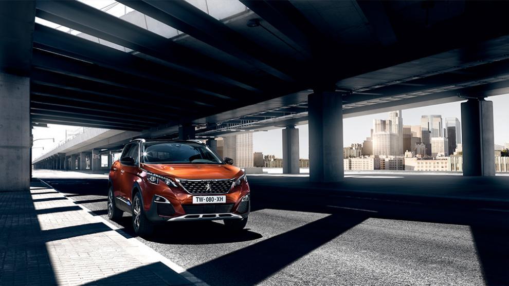 Peugeot 3008 (2017) – 9 bilder