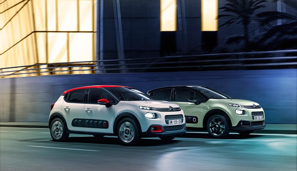 Citroën C3 2017 – 14 bilder