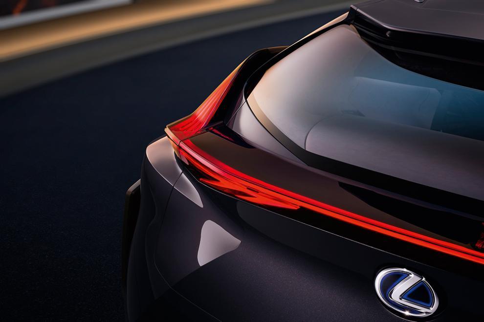 Lexus UX Concept – 17 bilder