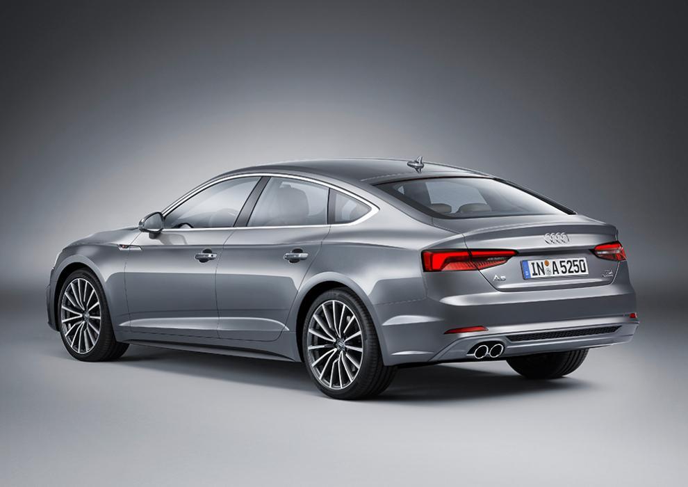 Audi A5 / S5 Sportback 2017 – 29 bilder