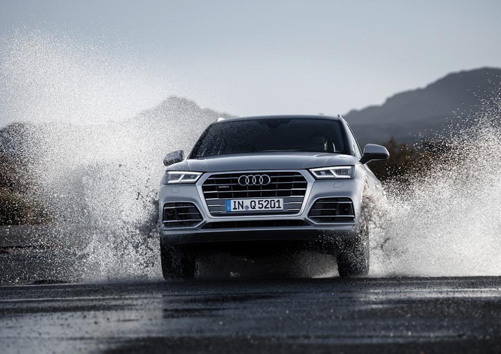Audi Q5 2018 – 19 bilder