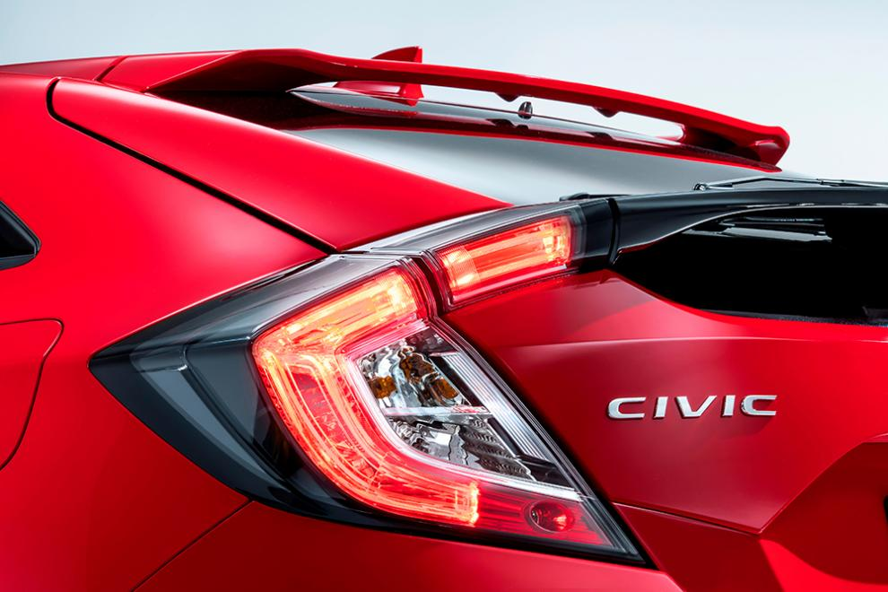 Honda Civic 2017 – 13 bilder