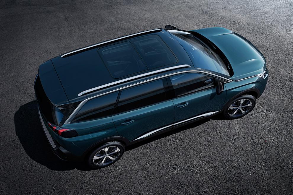 Peugeot 5008 – 10 bilder
