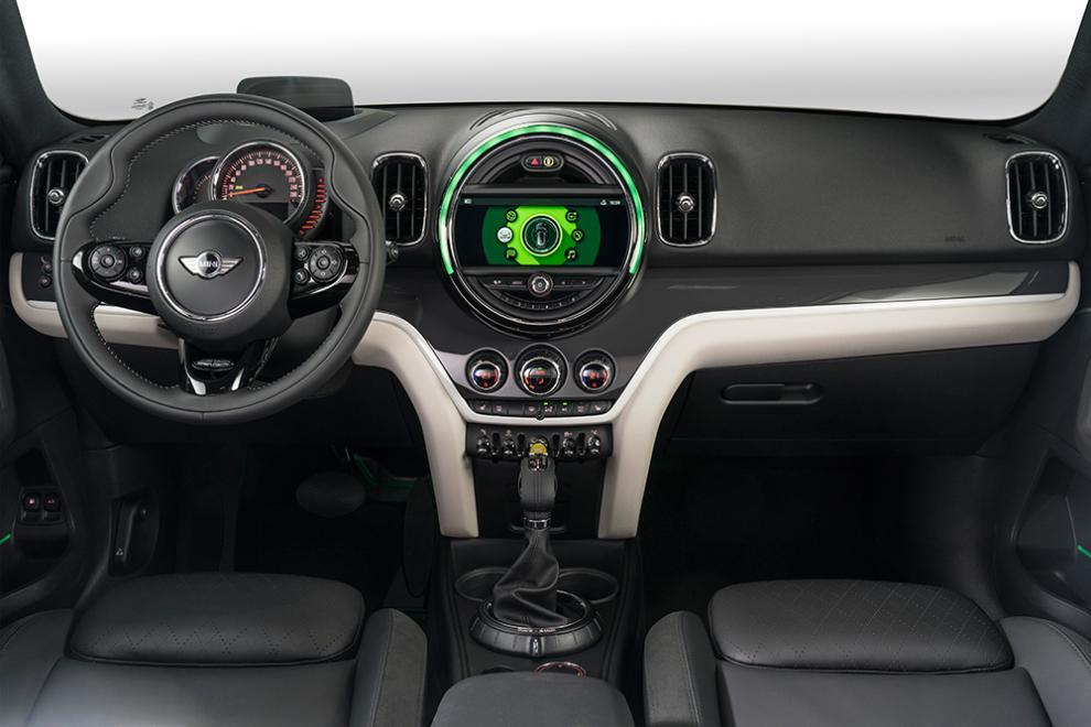 Mini Cooper S E Countryman All4 2017 – 20 bilder