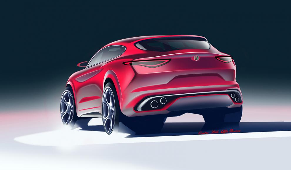 Bildspel: Alfa Romeo Stelvio Quadrifoglio