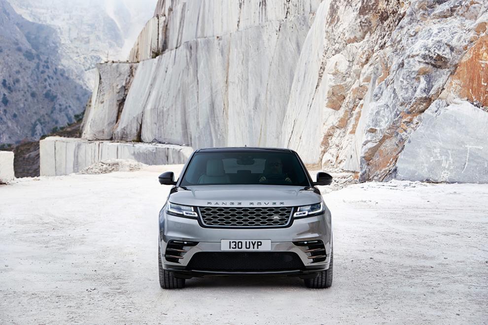 Range Rover Velar 2018 – 12 bilder