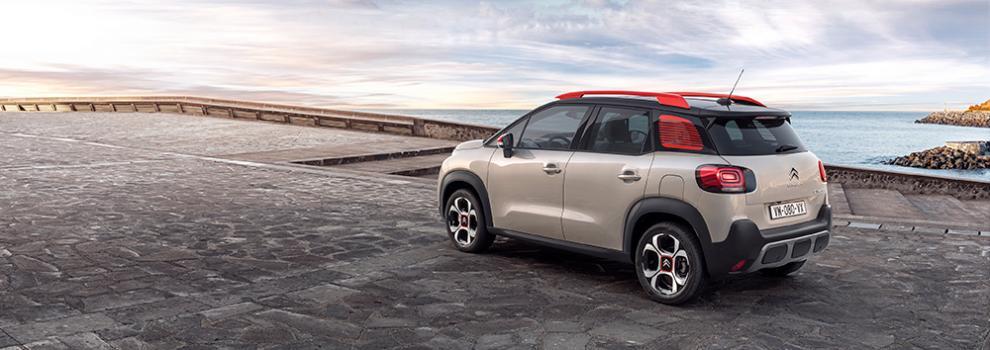 Citroën C3 Aircross 2018 – 18 bilder