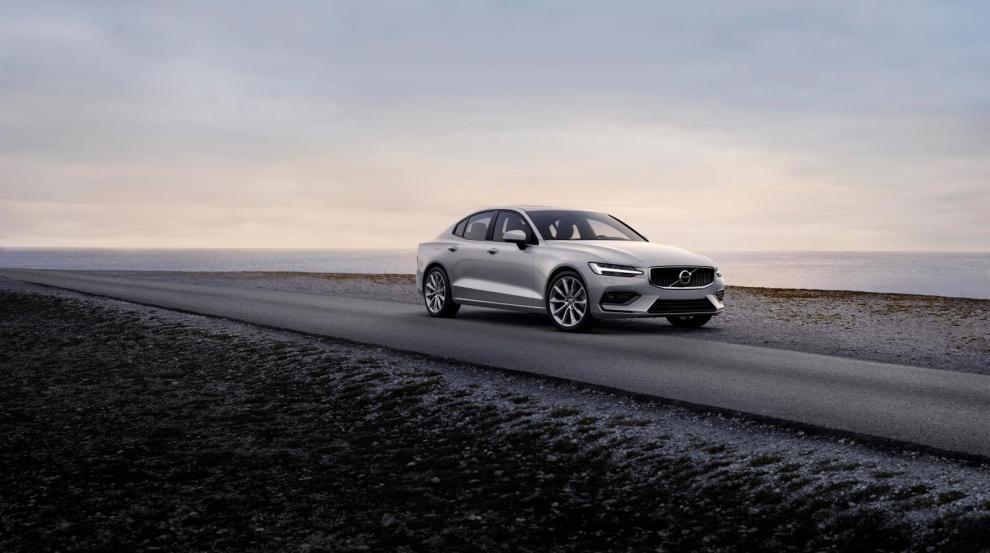 Nya Volvo S60 Momentum – 4 bilder