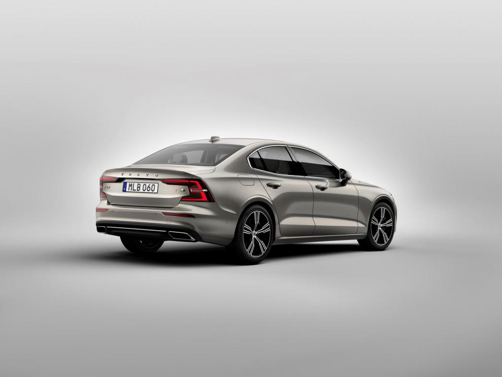 Nya Volvo S60 Inspriction – 63 bilder