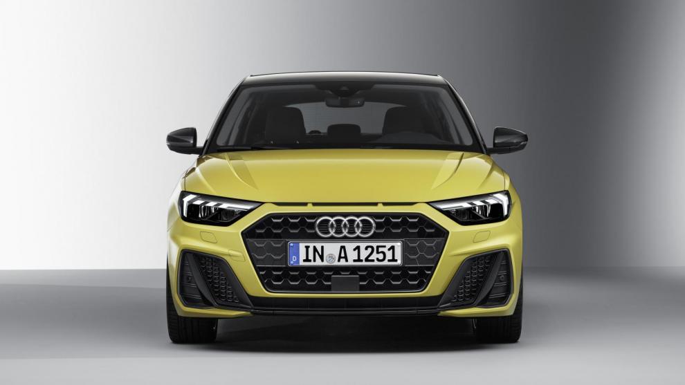 Nya Audi A1 Sportback – 26 bilder