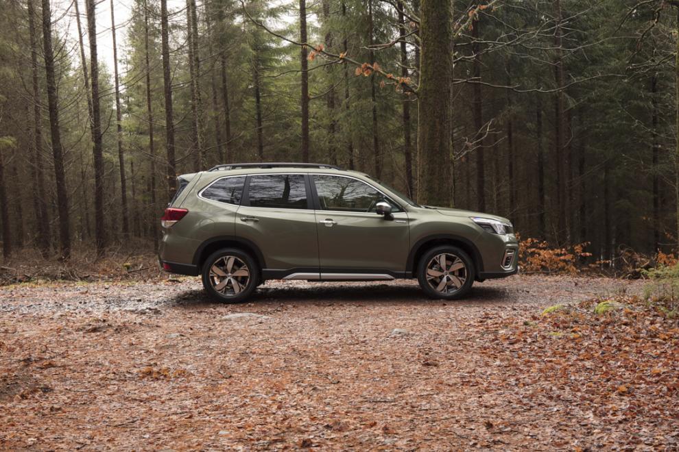Subaru Forester 2020 – 48 bilder