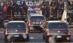 Bildspel: Miljonavgift för Obamabil