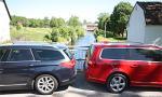 Bildspel: Familjens sjumilastövlar: Citroën C5 och Volvo V70