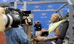 Bildspel: Ford först med krockkudde i bilbältet