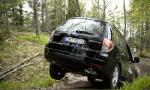 Biltest: Subaru Forester, Ford Kuga