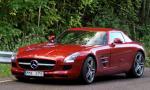 Bildspel: Mercedes SLS AMG - Vi Bilägare provkör